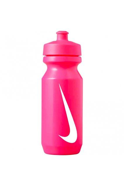 Fľaša Nike Big Mouth 650ml ružová N004290122
