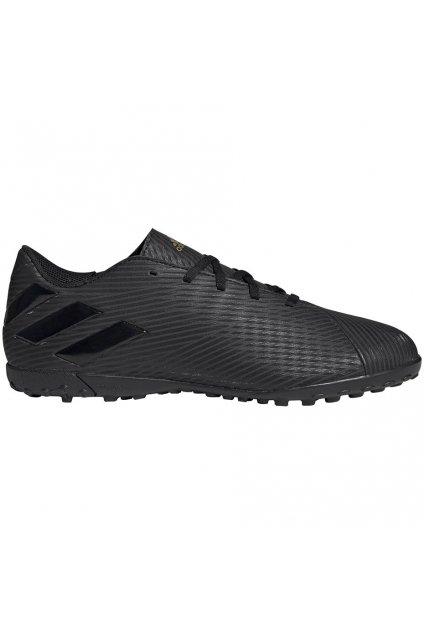 Kopačky turfy Adidas Nemeziz 19.4 TF čierne F34525