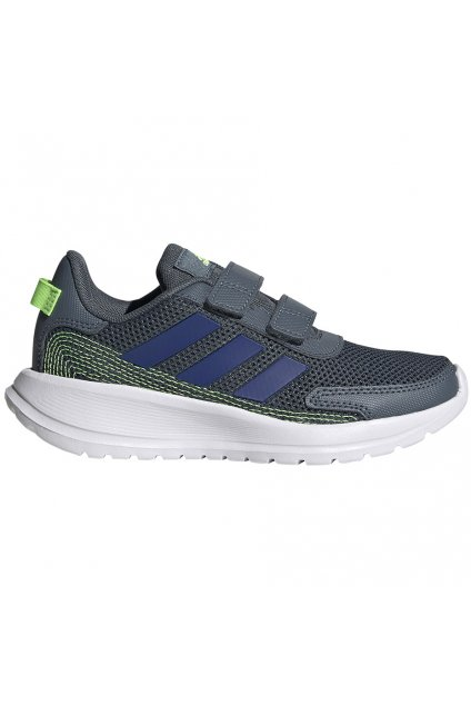 Detské topánky Adidas Tensaur Run C šedé FW4012