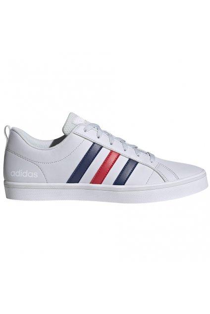 Pánska športová obuv Adidas VS Pace Biele EH0019