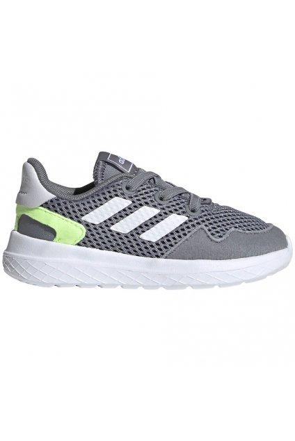 Detská obuv Adidas Archivo K šedá EG3978