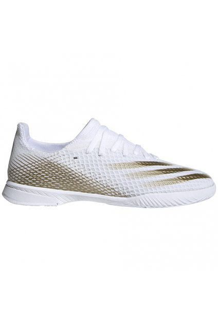 Futbalové kopačky Adidas X GHOSTED.3 IN JUNIOR EG8225