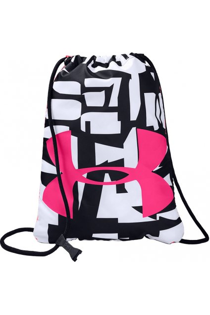 Vak Under Armour  Ozsee Sackpack ružový 12405390 04