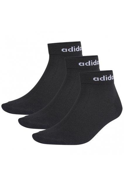 Ponožky Adidas Nc Ankle 3PP čierne GE6177