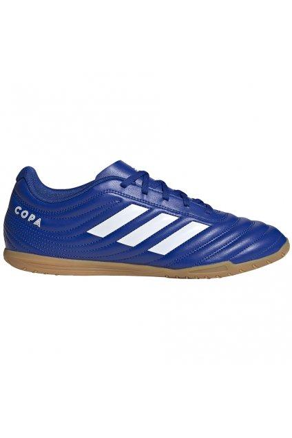 Kopačky Adidas Copa 20.4 IN modré EH1853