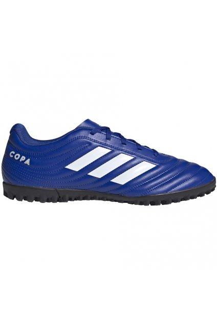 Futbalové kopačky Adidas Copa 20.4 TF modré EH1481