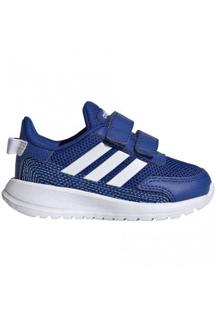 Detské topánky Adidas Tensaur Run modré EG4140