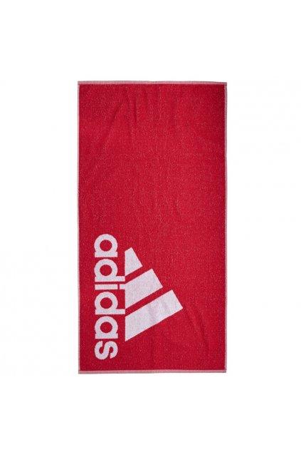 Uterák adidas 50 cm x 100 cm GM5822 červený