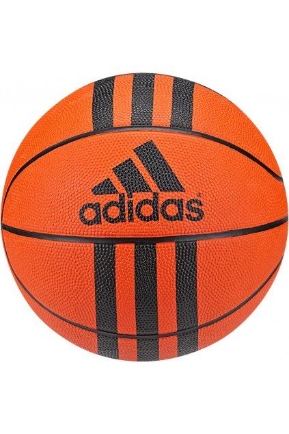 Piłka koszykowa adidas 3 Stripe Mini
