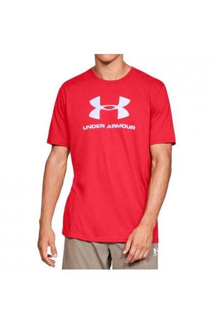 Pánske tričko UA Sportstyle Logo SS 1329590 600