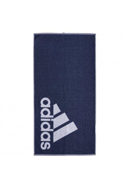 Uterák adidas 50 cm x 100 cm GM5820 modrý