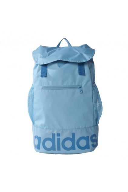 Batoh adidas Women Linear Performance Backpack AY5063 modrý