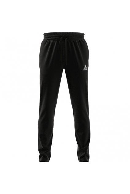 Pánske nohavice Adidas Essentials Tapered Open Hem čierne GK9222
