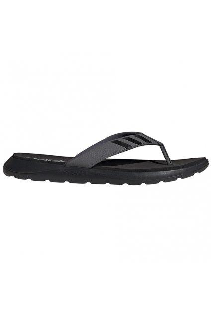 Pánske žabky Adidas Comfort Flip Flop čierne FY8654