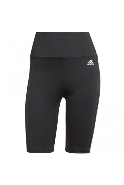 Dámske kraťasy adidas High Rise Short Sport Tights čierne GL3971