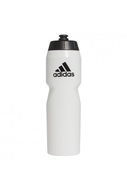 Fľaša adidas Performance Bottle 0,75l biela FM9932