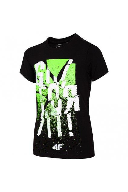 Chlapčenské tričko 4F  HJL21 JTSM004A 20S
