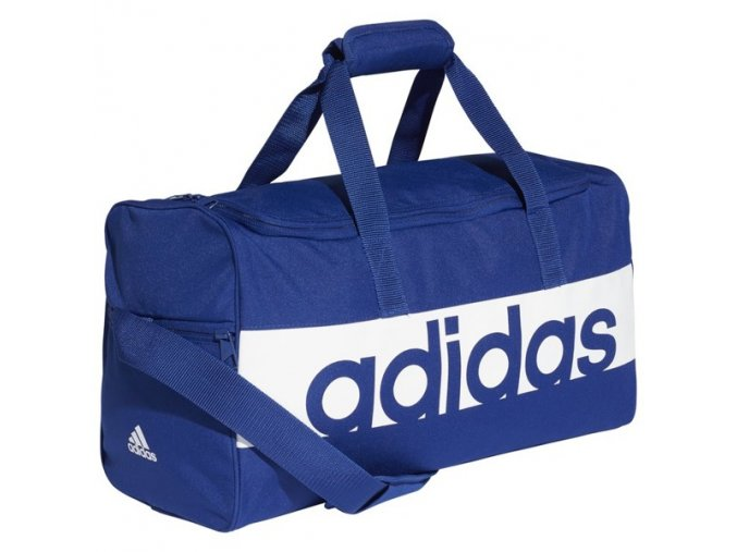 pol pm adidas Torba Sportowa Essentials Linear Performance Duffel Small DM7651 S 37377 6