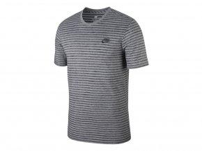 NIKE Pánske pruhované tričko 927456-091