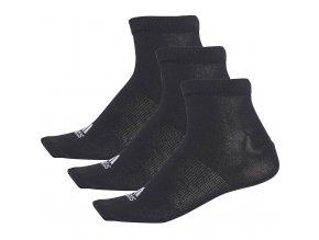 Ponožky Adidas PER NO SH T 3PP čierne AA2312