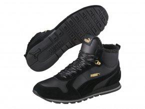 PUMA ST RUNNER pánske zateplené bežecké boty 365102-01