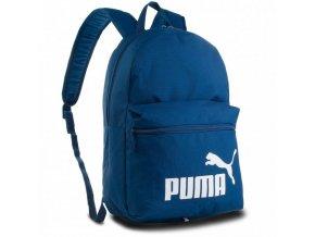 Puma Phase Unisex Backpack Blue Rucksack Casual Travelling