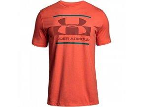 UNDER ARMOUR pánske tričko, 1305667-847