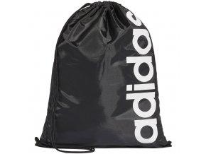 Adidas Linear Core Gym Sack športový vak, čierna DT5714