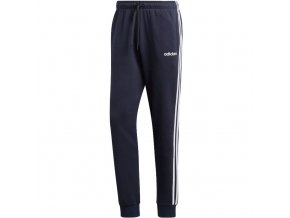 Pánske tepláky Adidas Essentials 3S T PNT FL tmavo modré DU0497