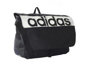 torba adidas linear performance messener czarna s9