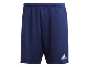 Adidas Parma 16 kraťasy pánske  modrej farby AJ5883