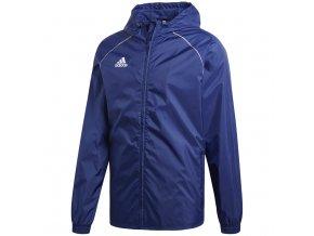 Pánska bunda Adidas Core 18 Rain navy blue CV3694