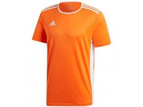 Adidas Entrada 18 Jersey oranžový dres CD8366