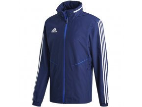 Pánska bunda Adidas Tiro 19 All Weather Jacket blue DT5417