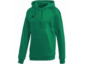 Adidas pánska mikinaCore 18 Hoody green FS1894