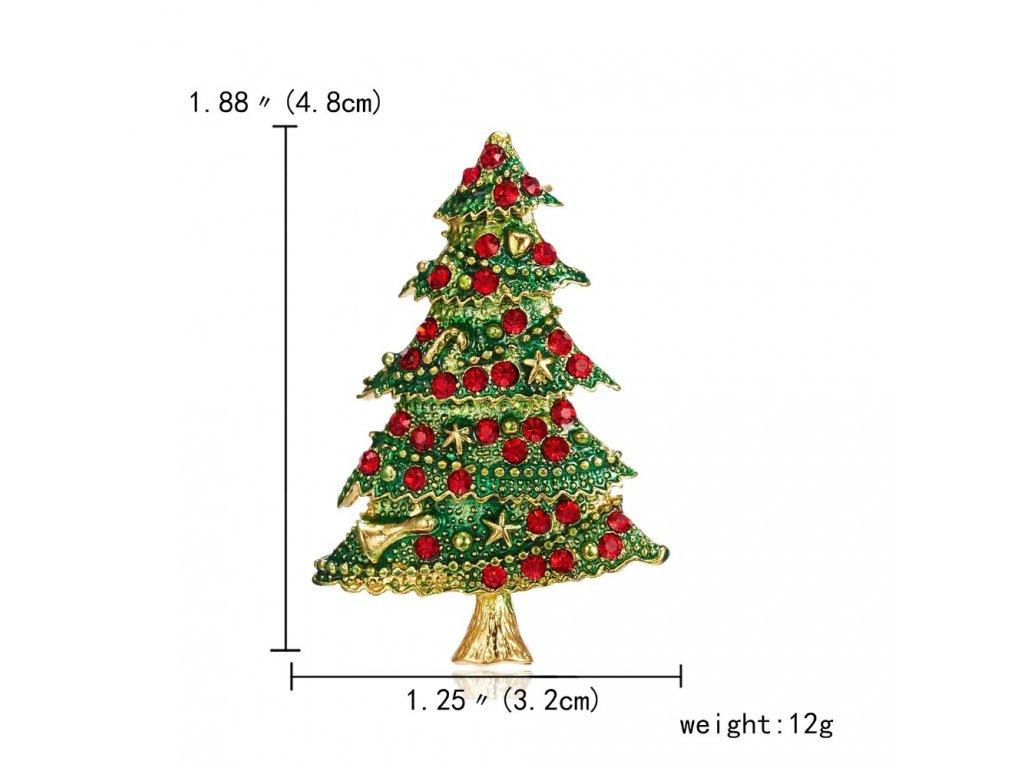 stromek červenozlatý