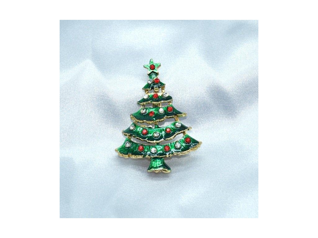 vánoční stromek 1