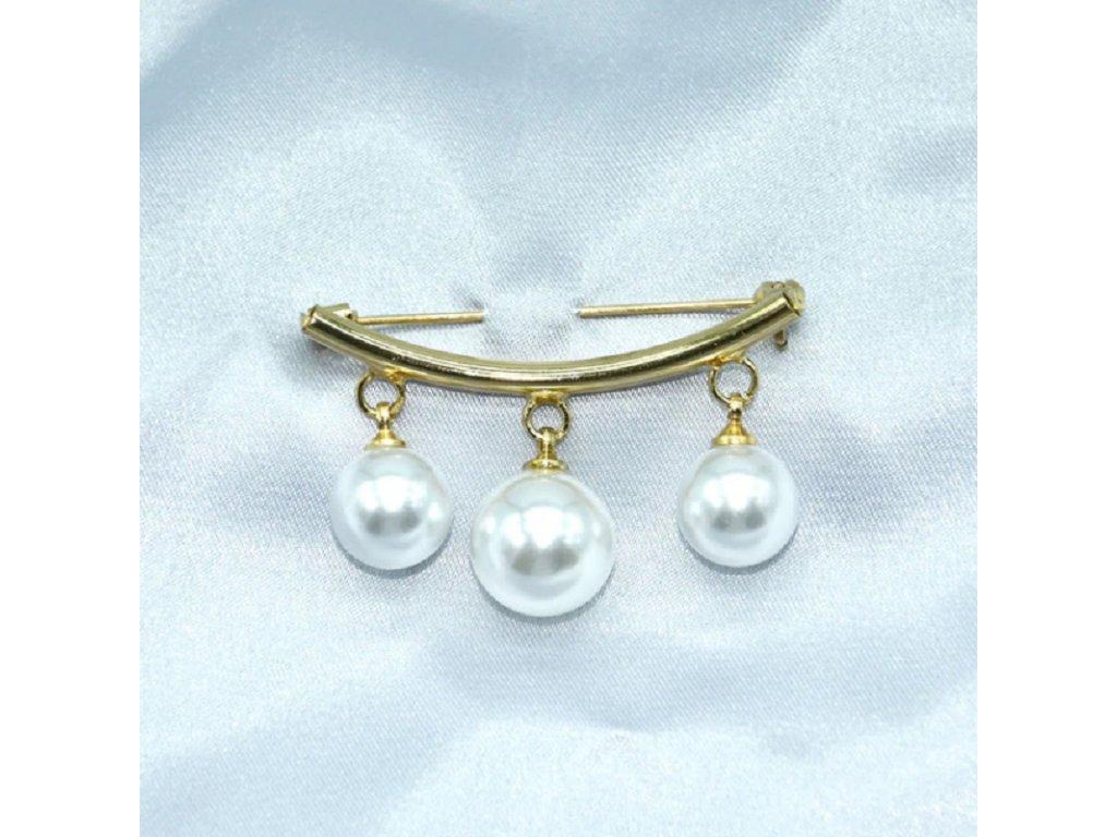 brož perly 2