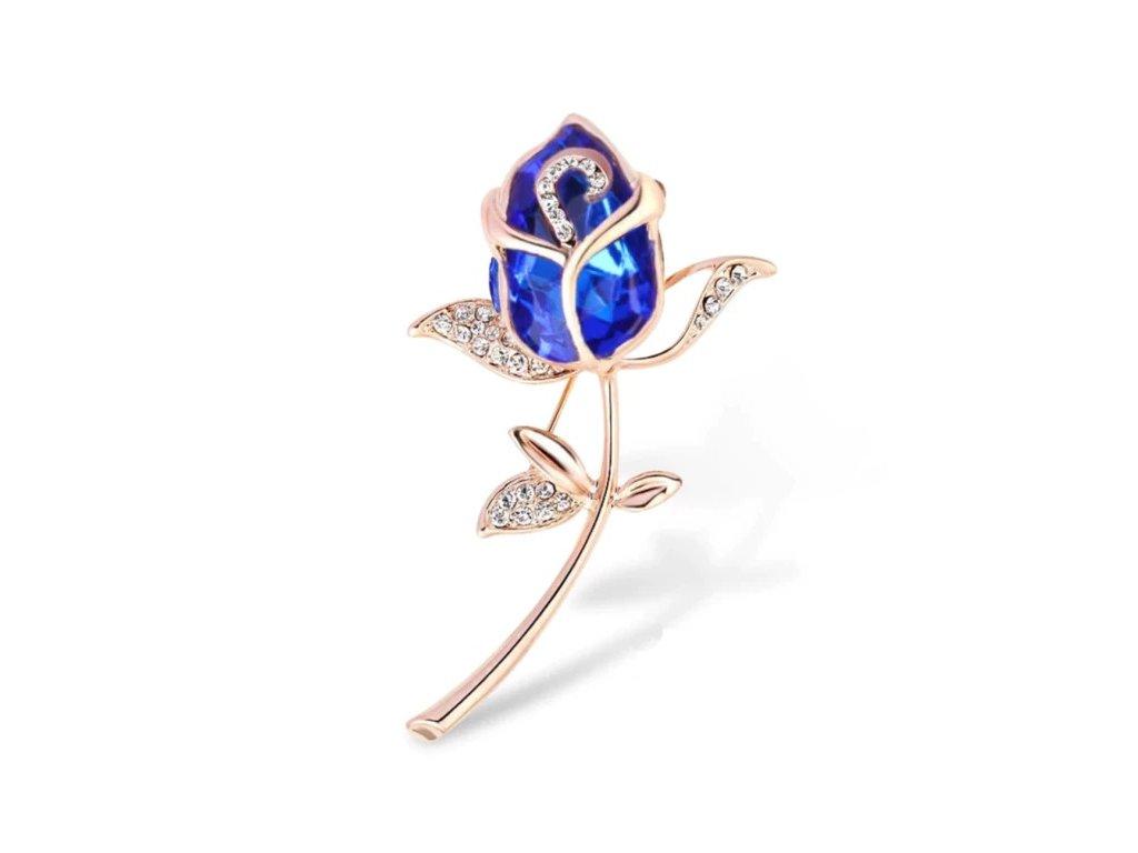 růže modrá 2