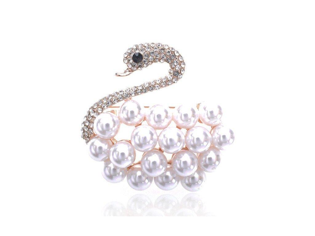 labuť perly