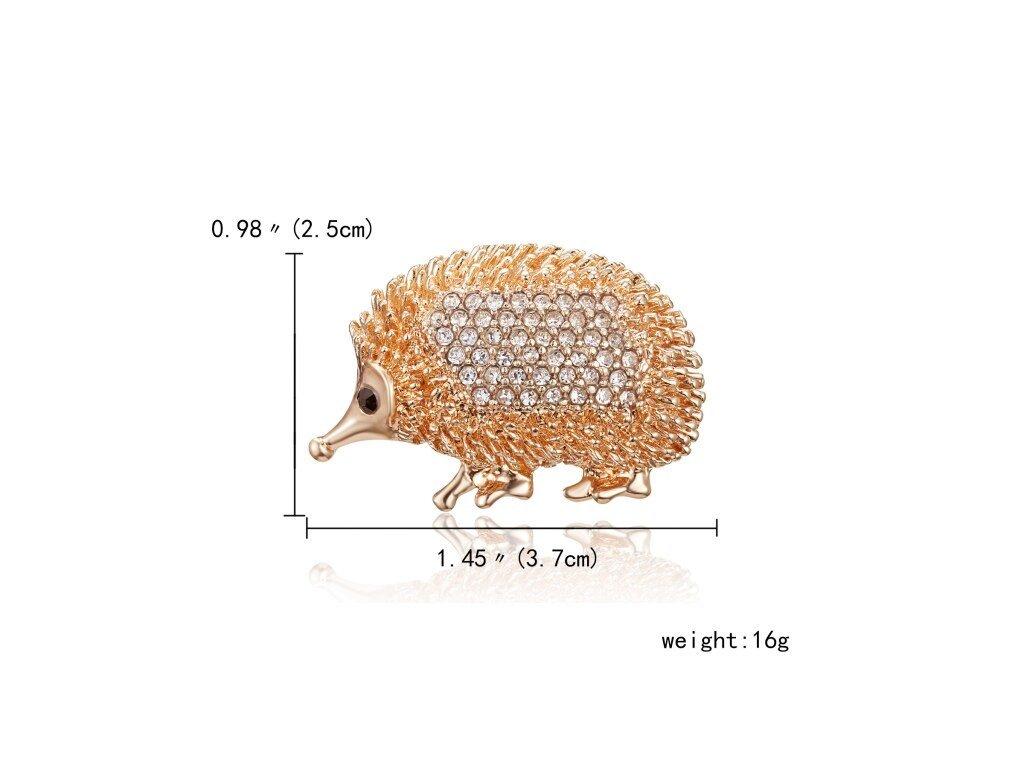 ježek zlatý