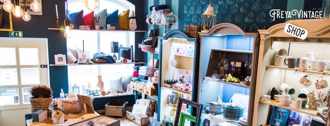 Freya Vintage Shop & Cafe