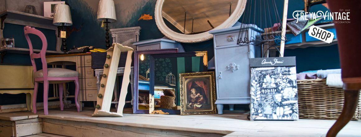 Freya Vintage Shop & Cafe Prodejna