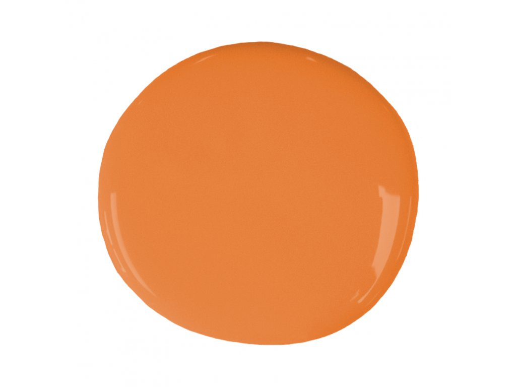 Chalk Paint blob Barcelona Orange