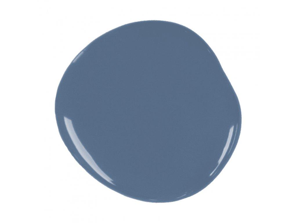 Chalk Paint blob Greek Blue