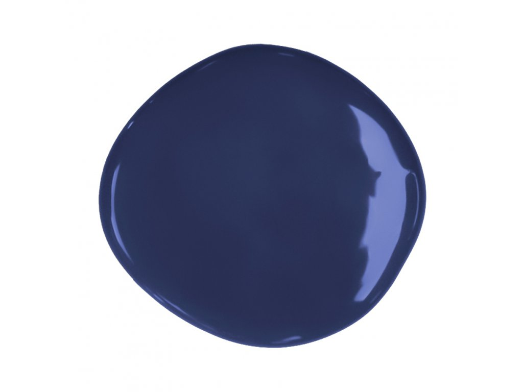 Chalk Paint blob Napoleonic Blue