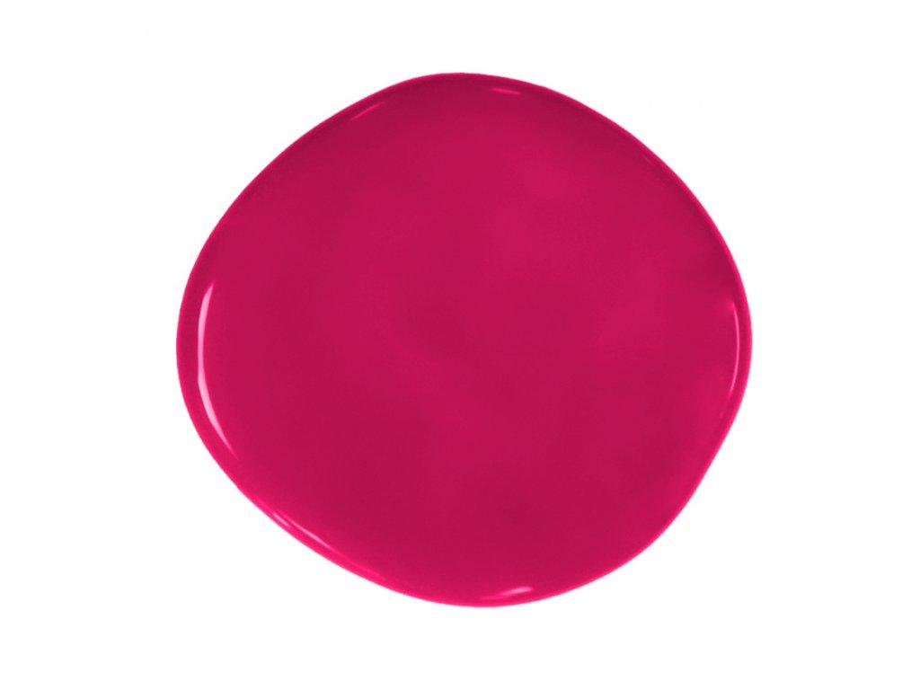 Chalk Paint blob Capri Pink