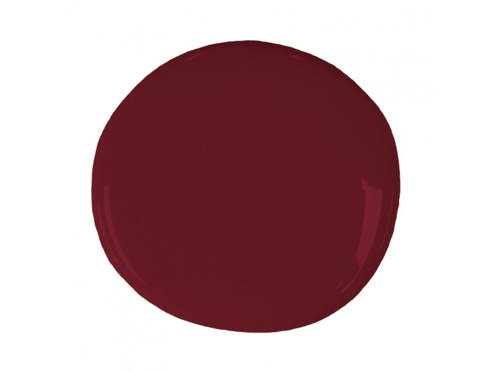 Chalk Paint blob Burgundy