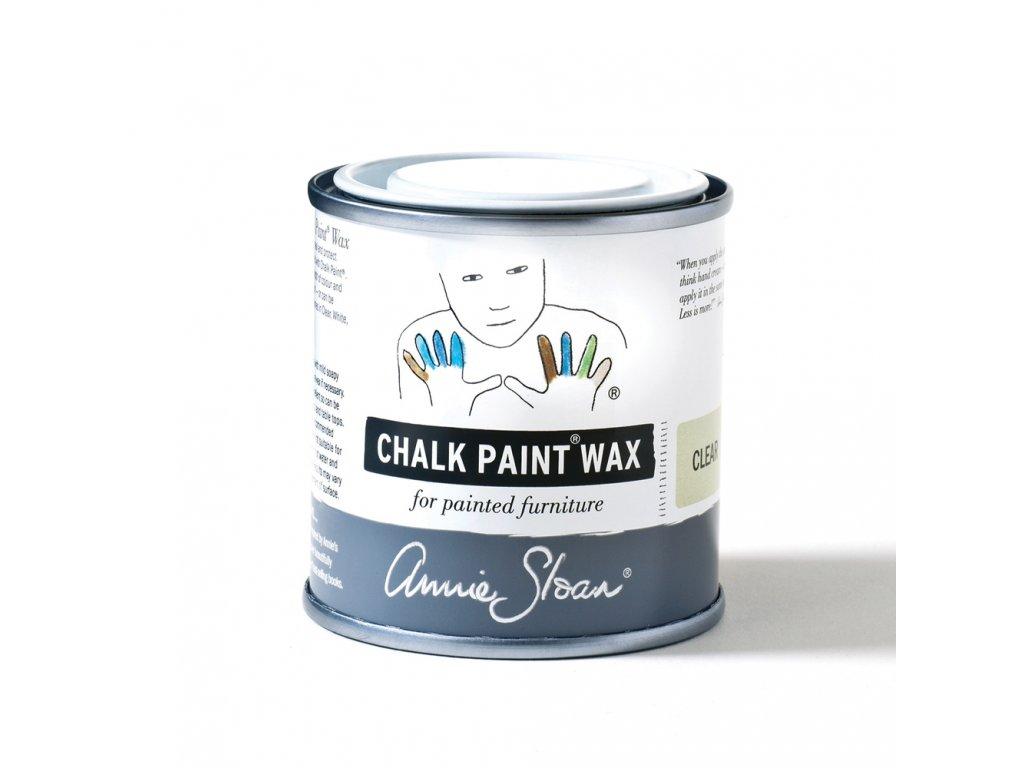 Clear Chalk Paint Wax non haz 120ml