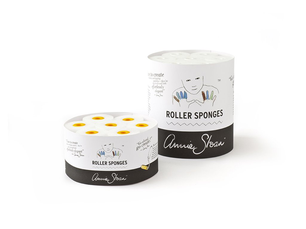Sponge Roller Refills Large and Small